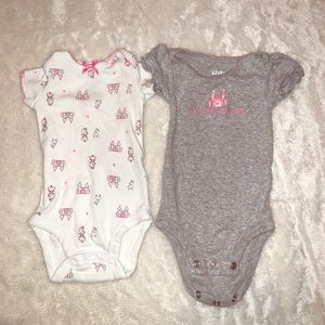 Super cute princess onesies!